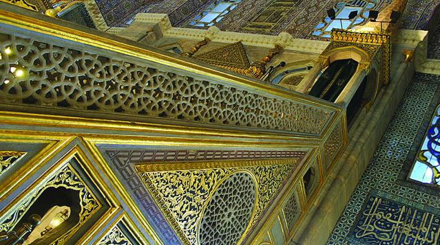دور المسجد