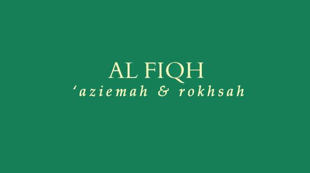 Geboden & verboden in de islam vanuit een fiqh perspectief