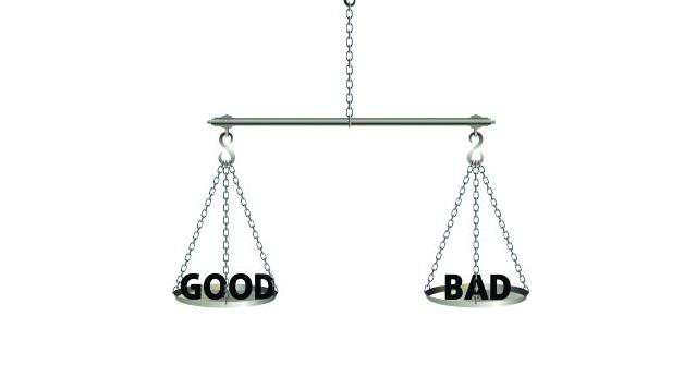 Balans tussen emotionele impulsen en rationele  verlichting