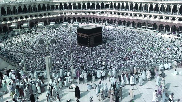 Doelstellingen van de hadj naar mekka